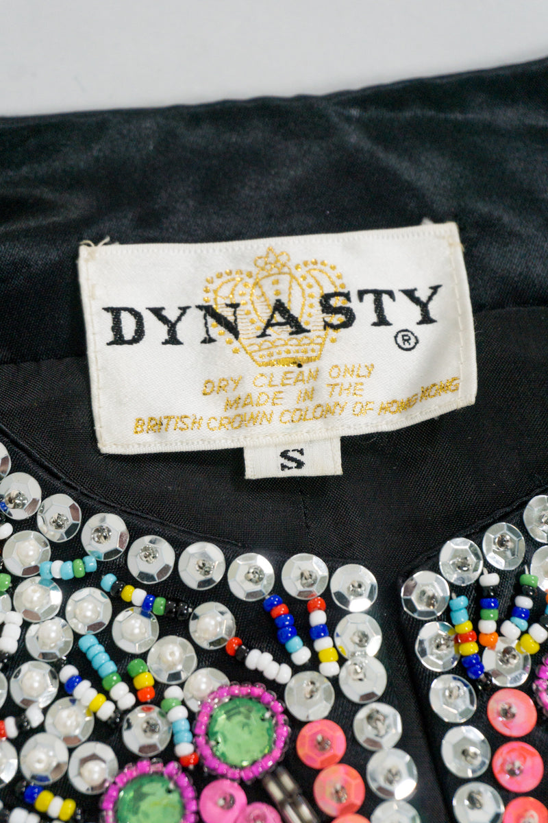Dynasty Label