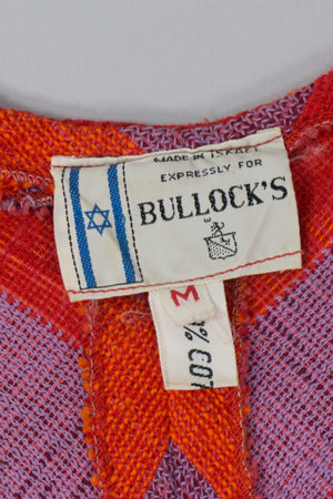 Bullocks Vintage Label