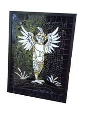 Monstrorum Stained Glass Mosaic