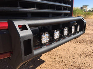 LEX offroad 2015+ F150 Gen2 push bar 100% bolt on
