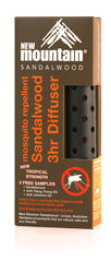 Sandalwood 3 Hour Stick Diffuser - New Mountain