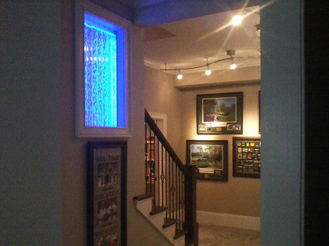 Custom LED Bubble Wall Panel For DIY Installation