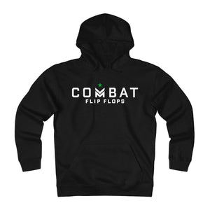 Combat Flip Flops Unisex Heavyweight Fleece Hoodie