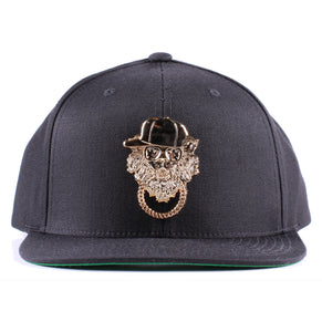 "Vintage Frames Company ""King Of The Jungle"" Snapback Front"