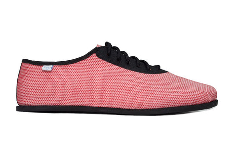 kigo footwear philly red casual shoe