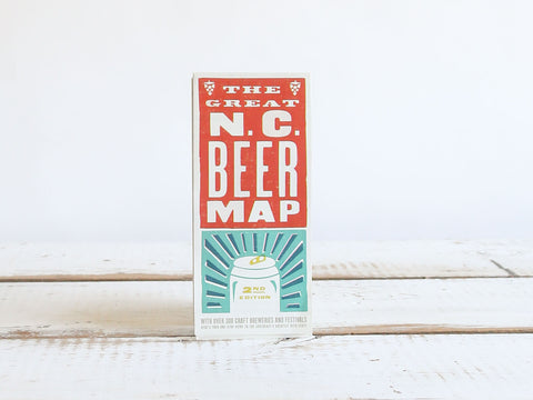NC Beer Map
