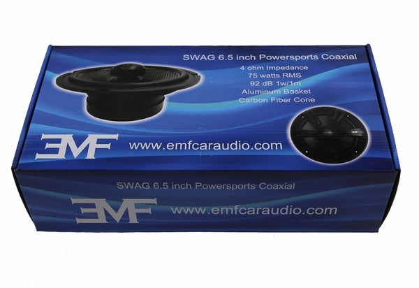 "EMF Audio SWAG 6.5"" coaxial - B stock"