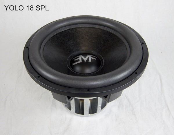 EMF Audio YOLO 18""