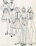 Butterick 6649 Detail