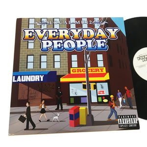 "Local-Mu12: Everyday People 12"" (used)"