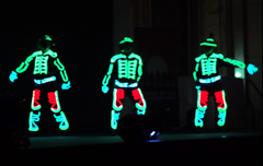MJ LED / Tron Dancers