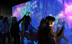 Interactive Projection Wall & Floor