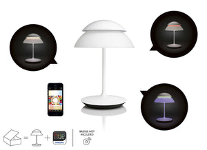 Philips Hue Extension LED Table Lamp Without Bridge