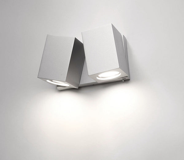 Philips Roomstylers Wall Light (Rotatable up to 340°, On-base Switch)