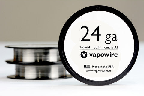 Vapowire Kanthal Wire Round (1ft Lengths)