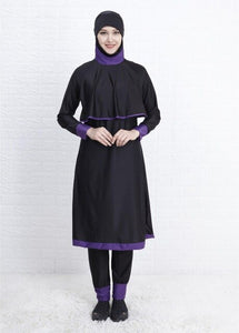 Muslim Women Swimwear Full Cover Burkini