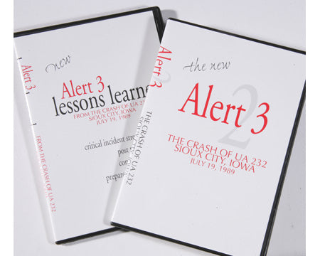 Alert 3 and Lessons Learned DVD set