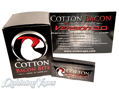 Cotton Bacon - Bacon Bits Wholesale 50 pack