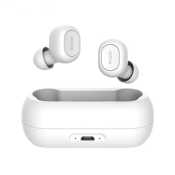 Mini Wireless Earphones With Bluetooth Connectivity & Charging Case