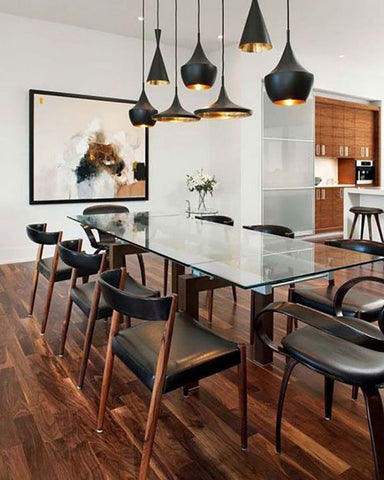 Gorgeous dining room that will inspire you