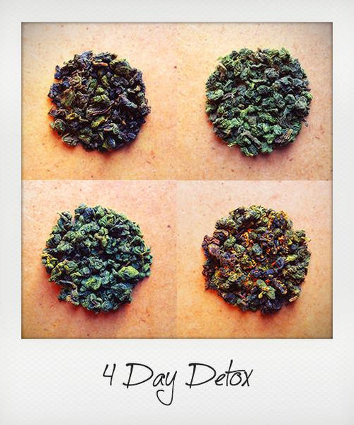 4 Day Skinny Tea Detox Sample™ Polaroid
