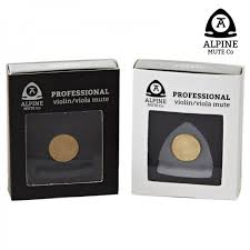 Alpine Shield Professional Mute for Violin & Viola