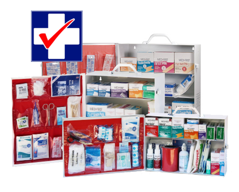 Workplace First Aid Cabinet Service