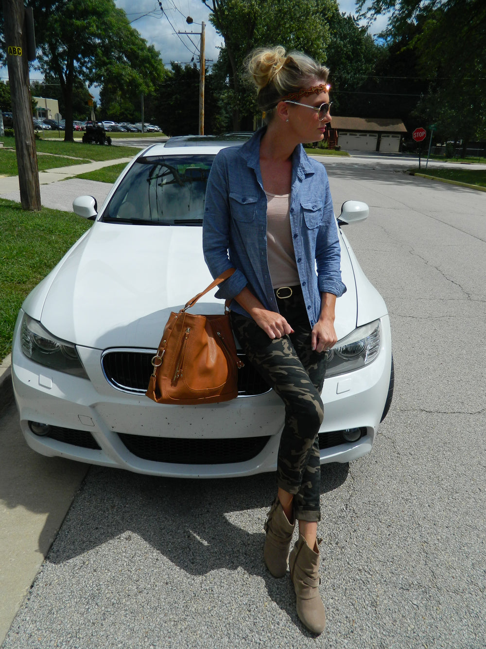 The Denim Trend and How to Style this Hot Trend 3 Ways for Fall