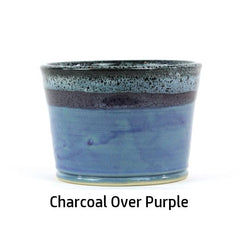 Charcoal Over Purple