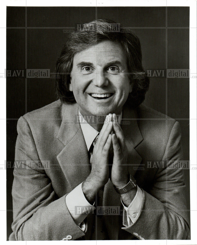 1995 Press Photo James Hartway - Historic Images