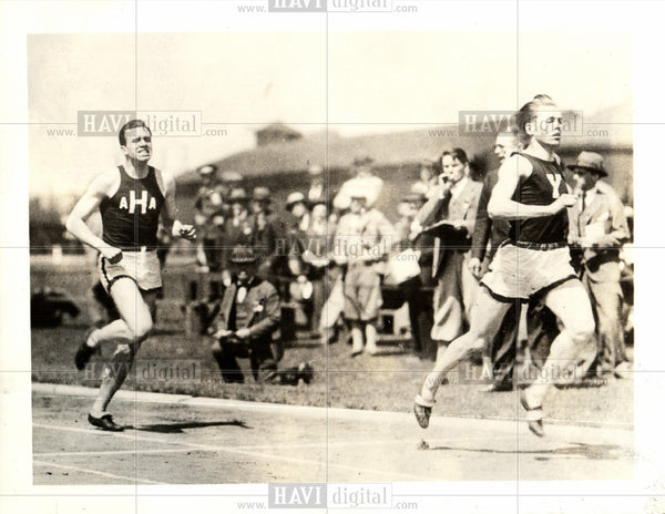 1927 Press Photo laing ross - Historic Images