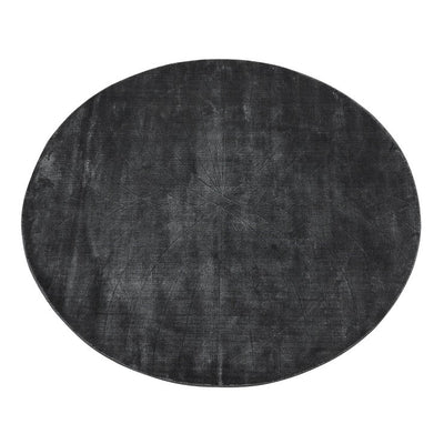 Adele Oval Rug in Midnight