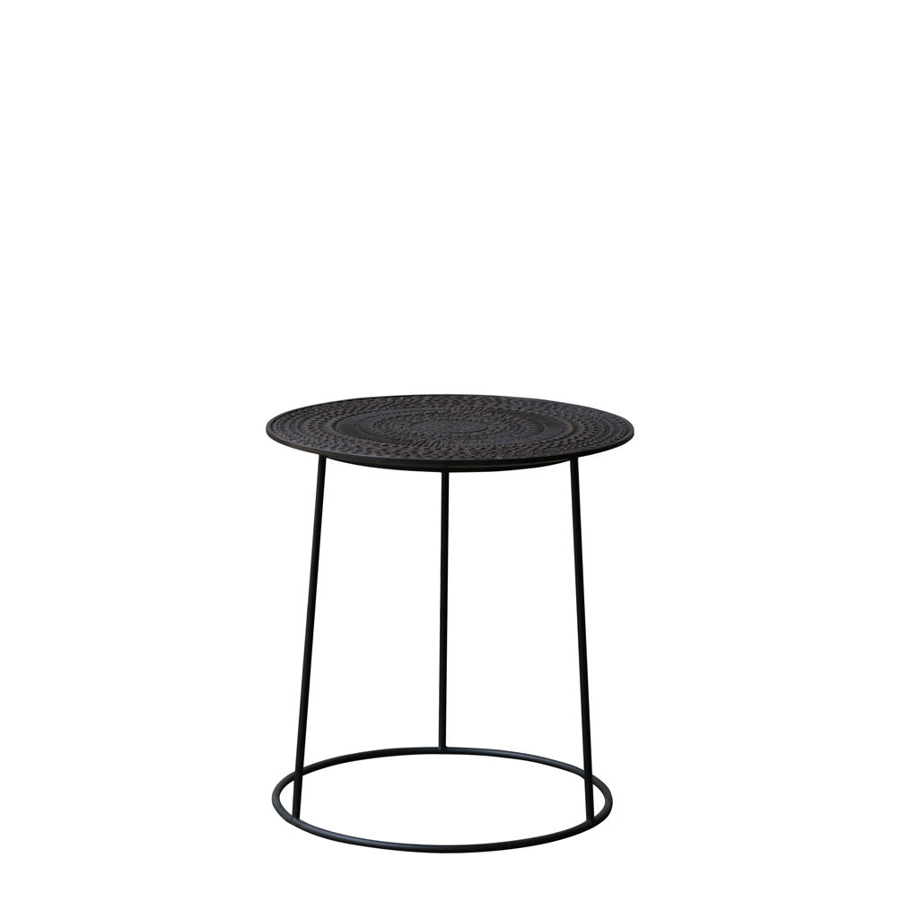 Ancestors Tabwa Side Table - Small