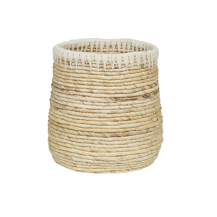 Arabella Rope Tall Basket
