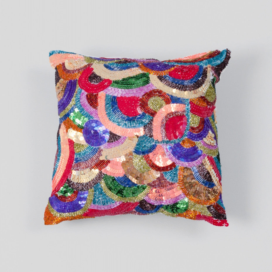 Bejewelled Cushion