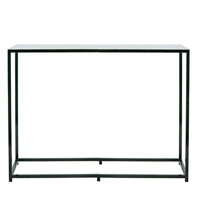 Bijoux Terrazzo Long High Bar - Black Frame in Cassata