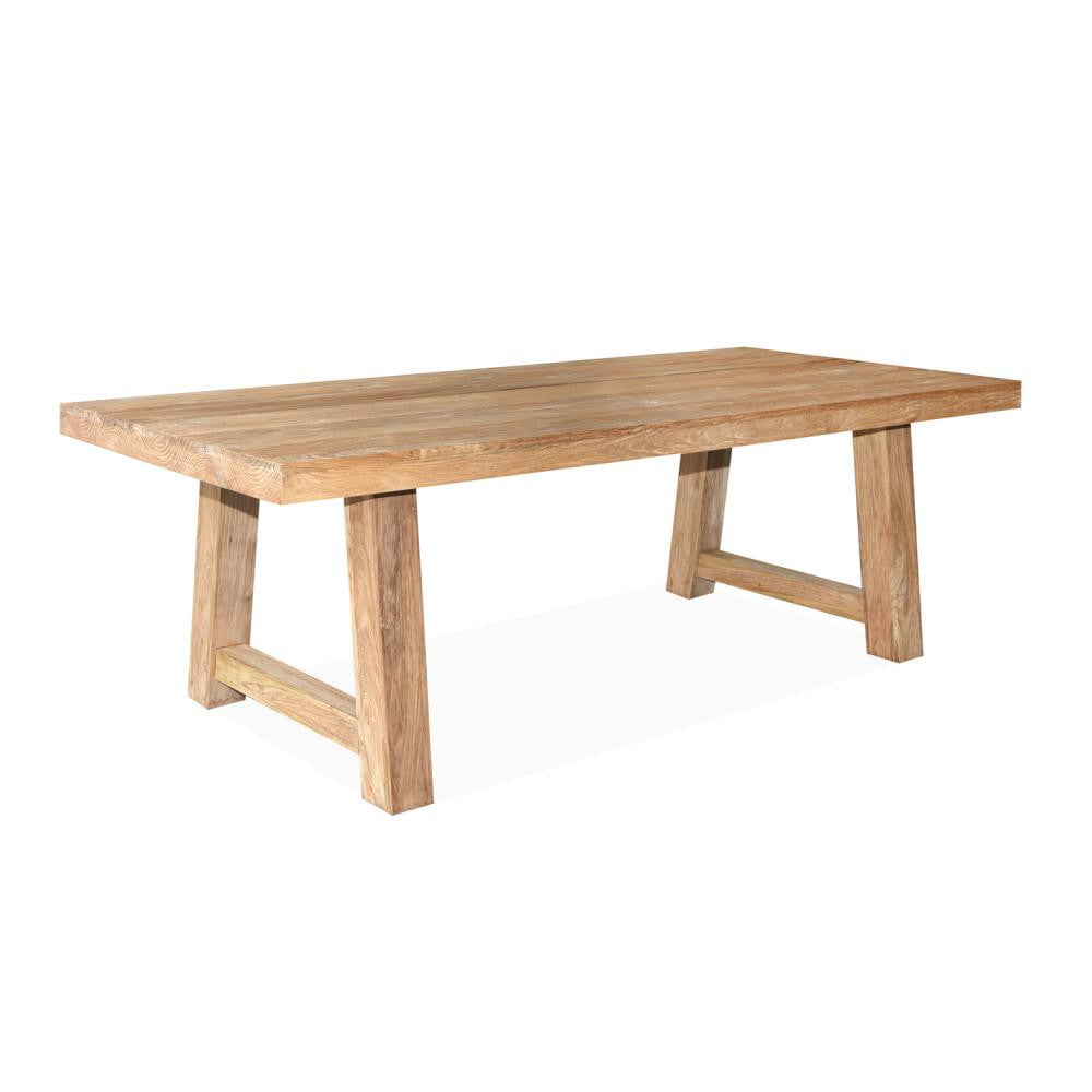 Block Dining Table