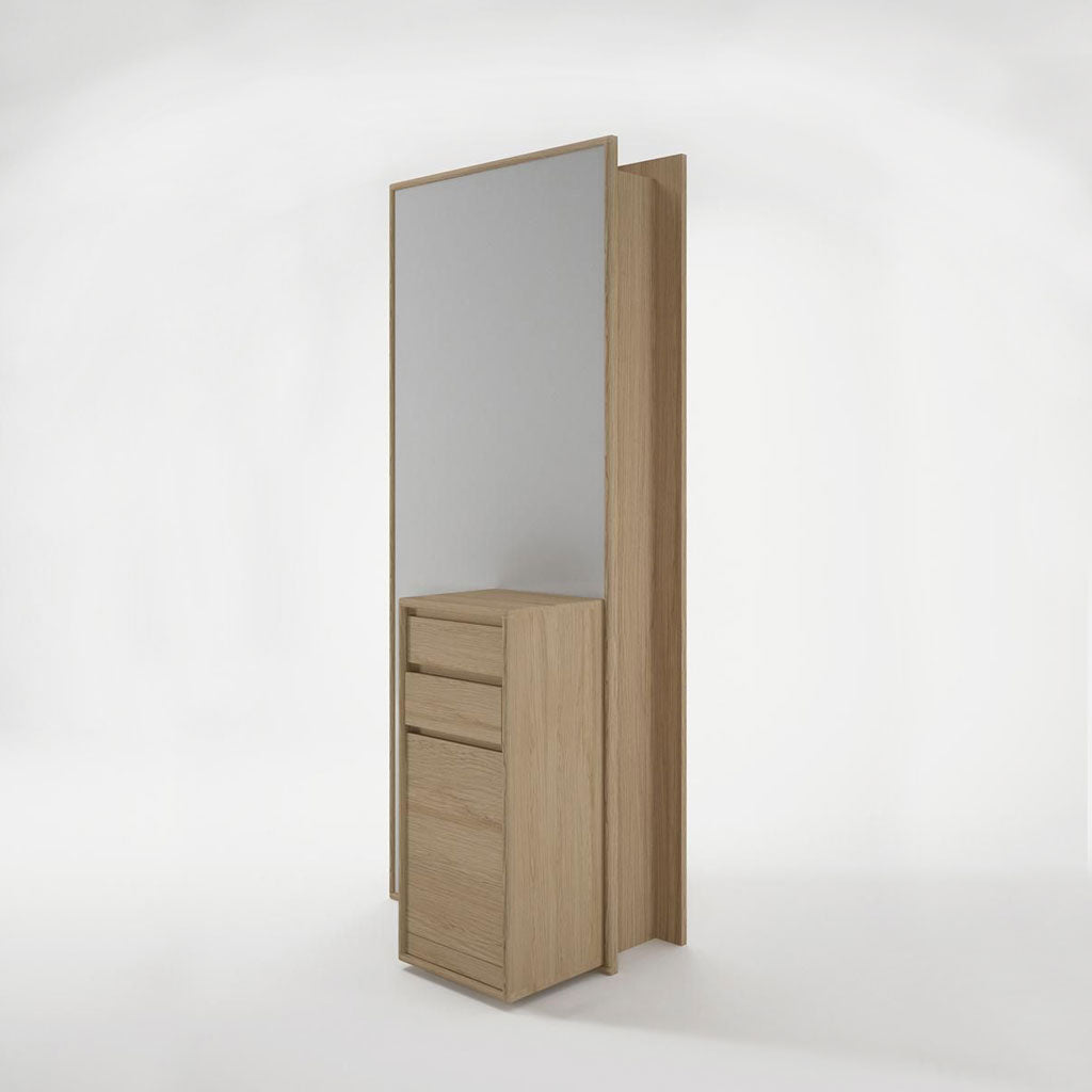 Circa17 Mirror with Cupboard