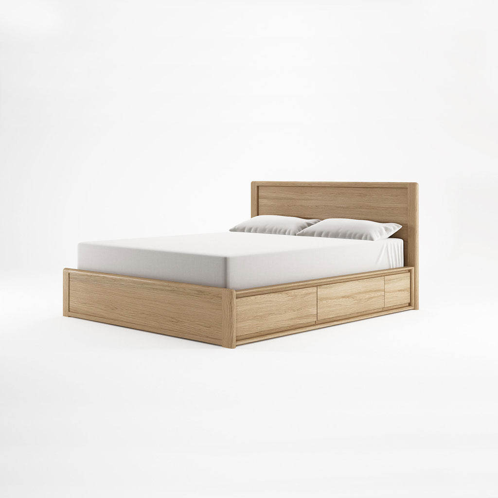 Circa17 Bed - Queen Size