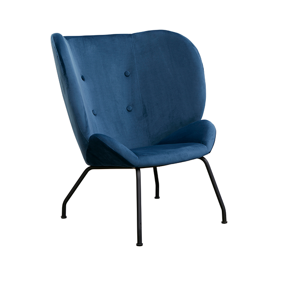 Halo Wingback Armchair