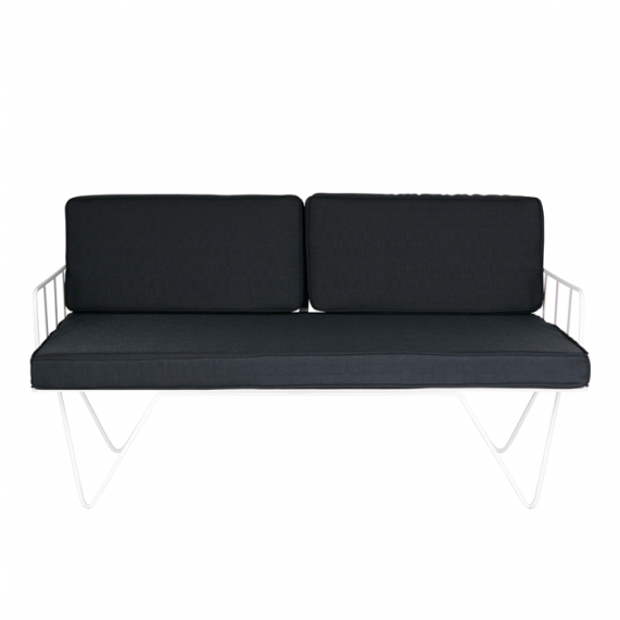 Loop Two Seater Sofa - Outdoor
