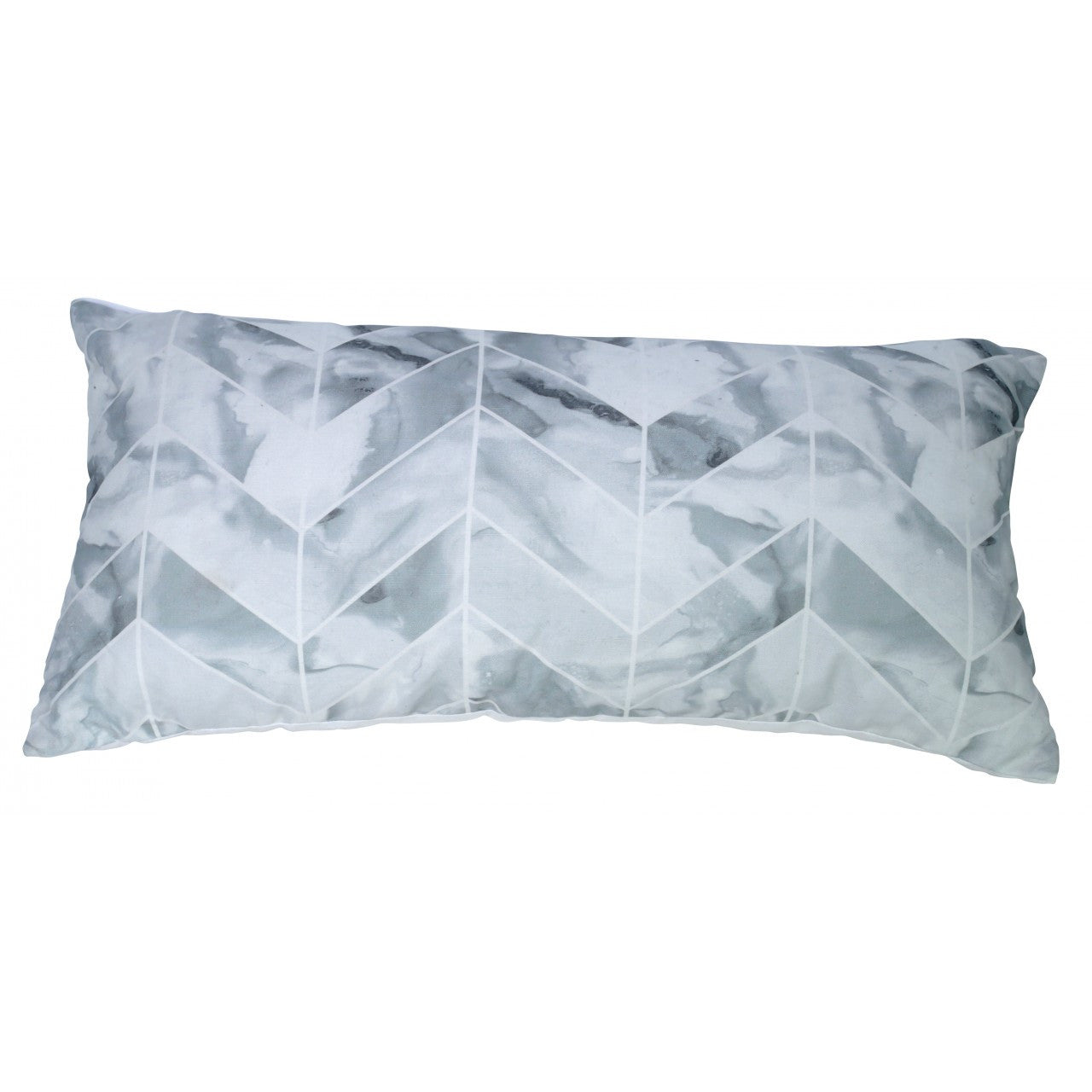 Marble Cushion Herringbone