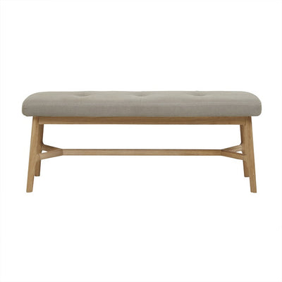 Sandalo Bench in Grey