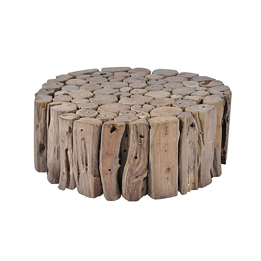 Drift Round Coffee Table