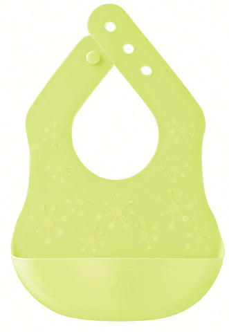Smart Bib - Crystal Yellow