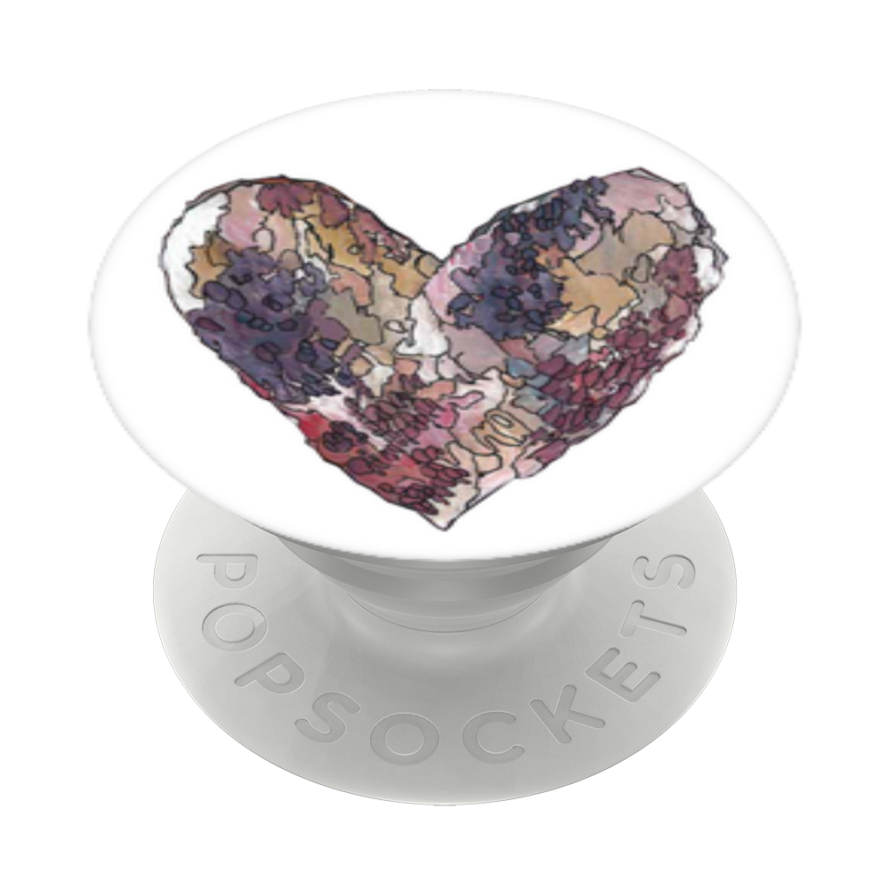 heart of a camper, PopSockets