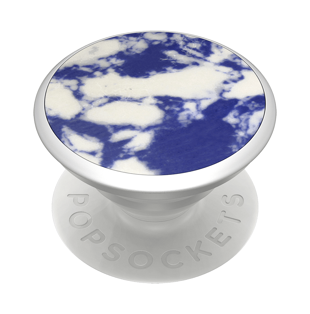 Crafted Stone Blue, PopSockets