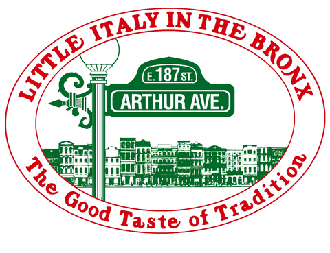 Little Italy Arthur Ave. Official Logo Bronx