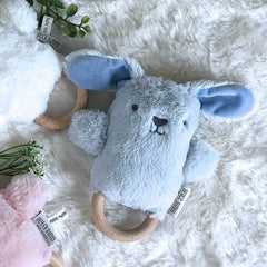 Bruce Bunny (Blue) Dingaring