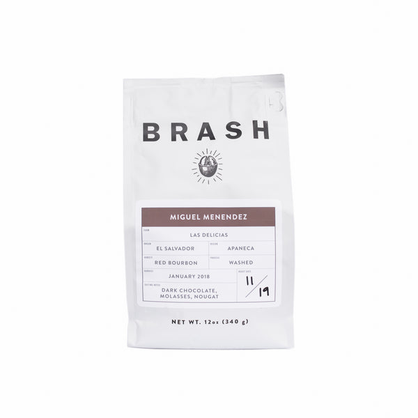 Brash Whole Bean Coffee